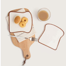 Load image into Gallery viewer, Ohayo Ceramic Toast Plate
