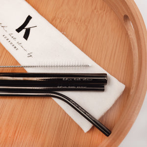 The last straw reusable set by kurahome
