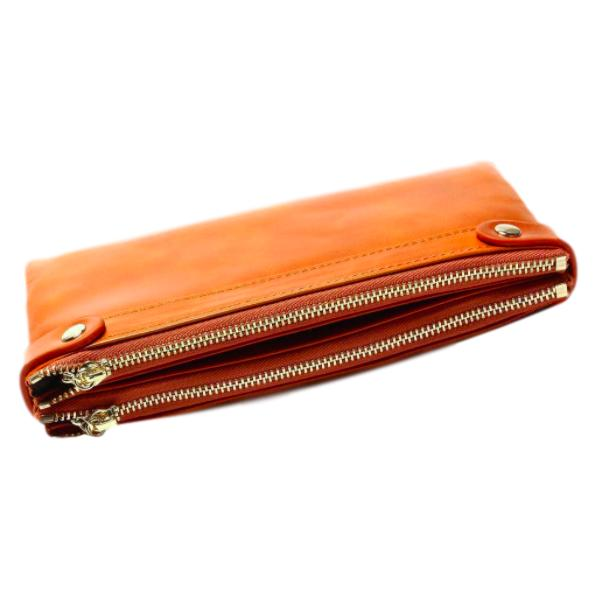Vintage Genuine Leather Organizer - see colours