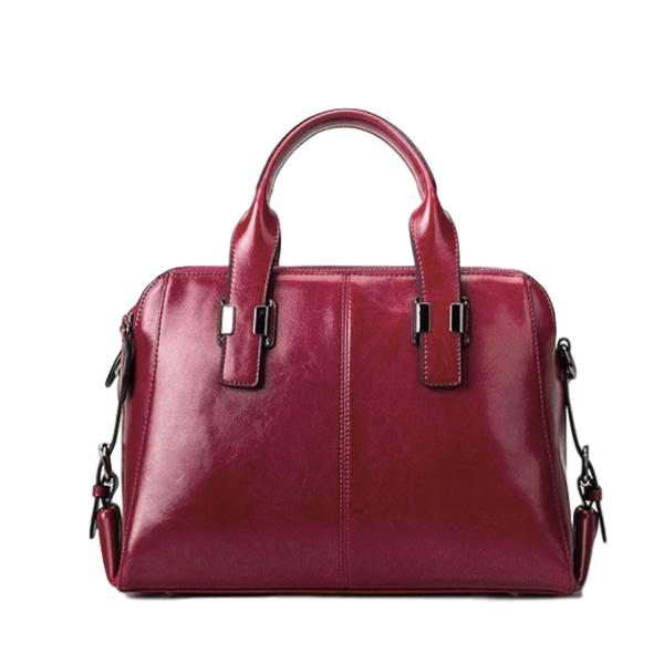 100% Genuine Leather Tote Bag - see colour options
