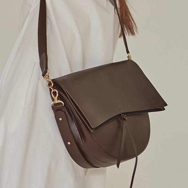 Genuine Leather Vintage Bag - see colours