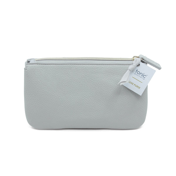 Luxe Purse Dove