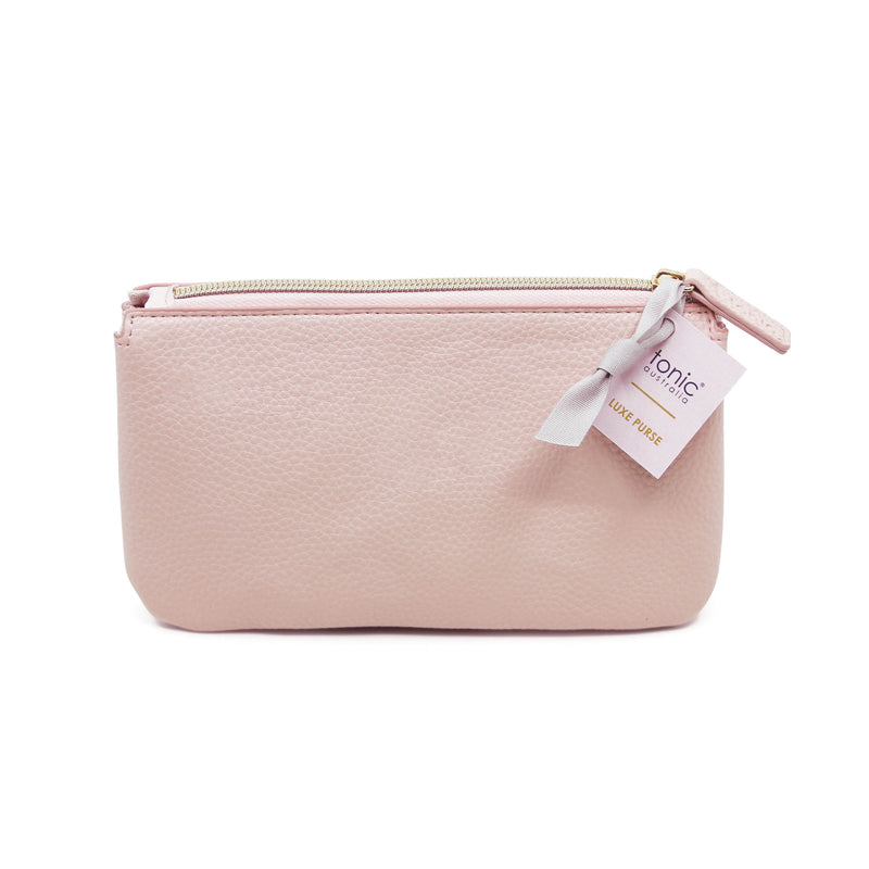 Luxe Purse Blush