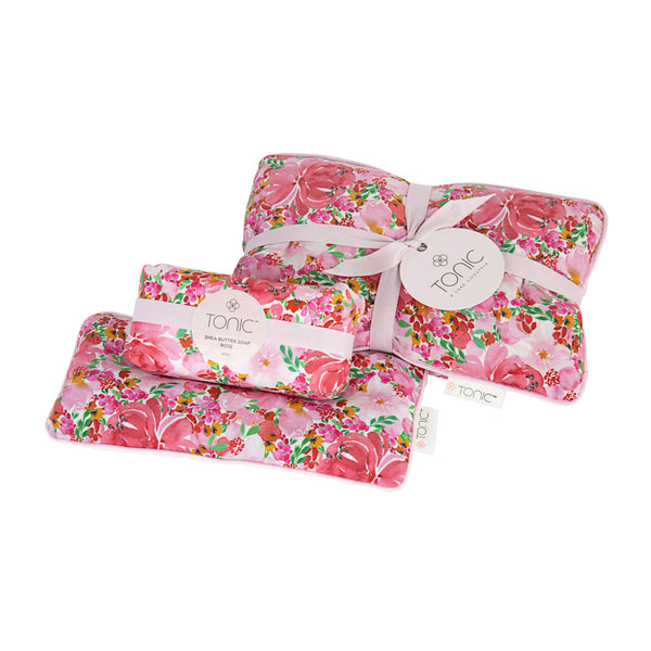Pamper Gift Pack - Flourish Pink