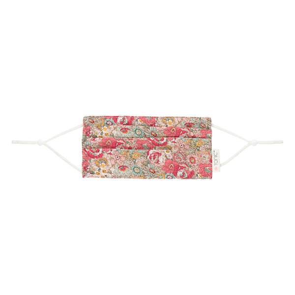Face Mask Tapestry Pinks