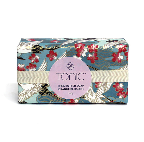 Scented Soap 200g Blue Crane