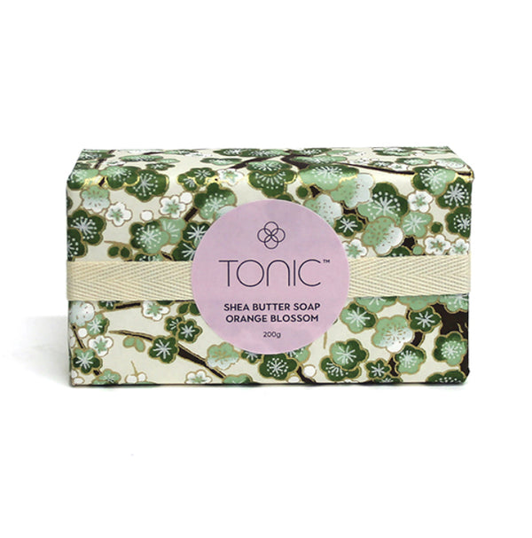 Scented Soap 200g Green Blossom