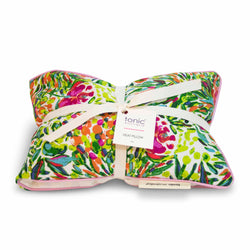 Heat Pillow Writers Garden