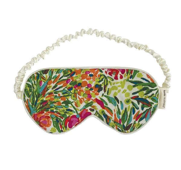 Eye Mask - Writers Garden