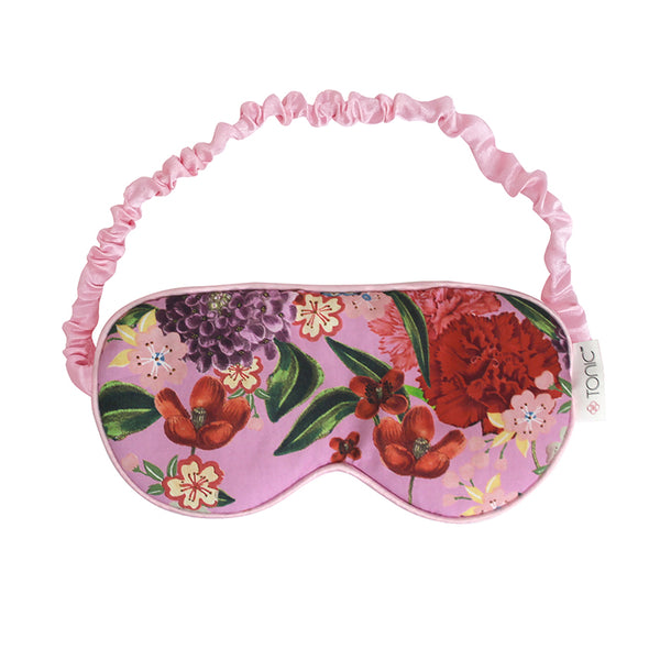 Eye Mask - Romantic Garden