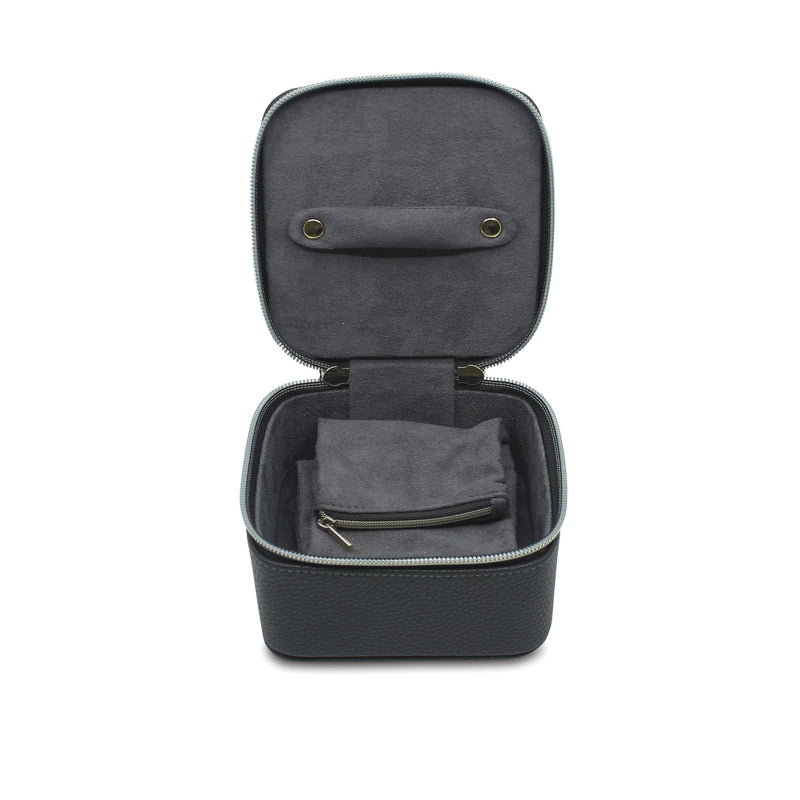 Luxe Jewellery Cube Charcoal