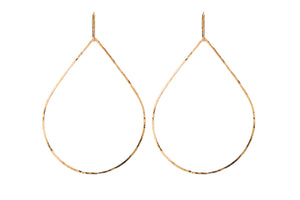 Sabina TEARDROP CLUSTER EARRINGS