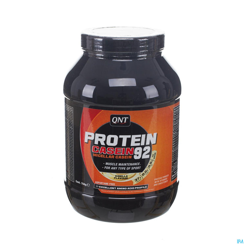 Perfect Protein 92+ Vanille Pdr 750g