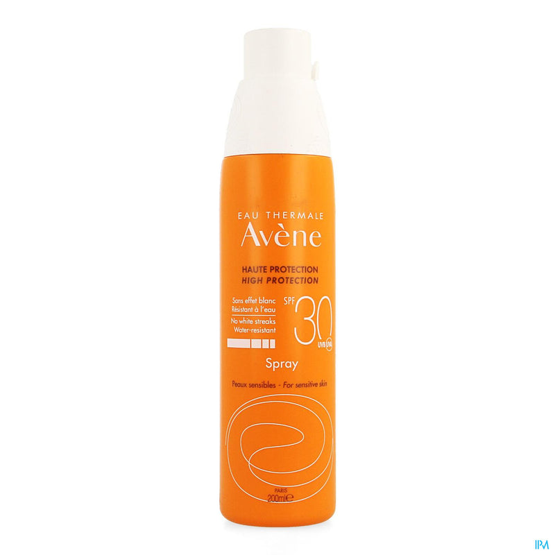Avene Sol Spray Ip30+ 200ml