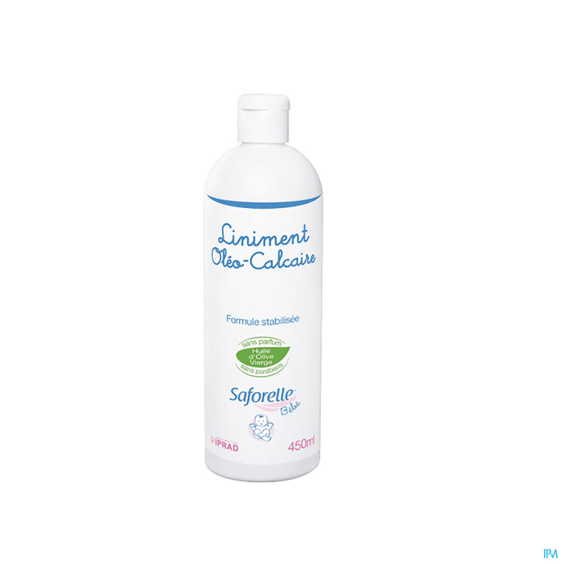 Saforelle Bb Liniment 450ml