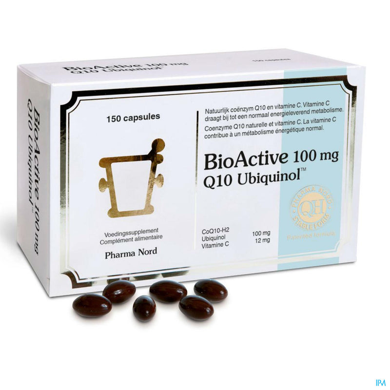 *** BioActive Q10 100mg 150 caps