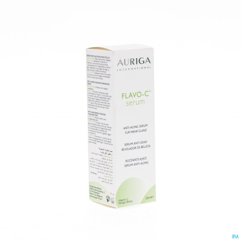 *** Auriga Flavo-c Serum A/age 30ml