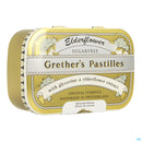 Grether's Elderflower Sureau-jus Fruits Ss 110g