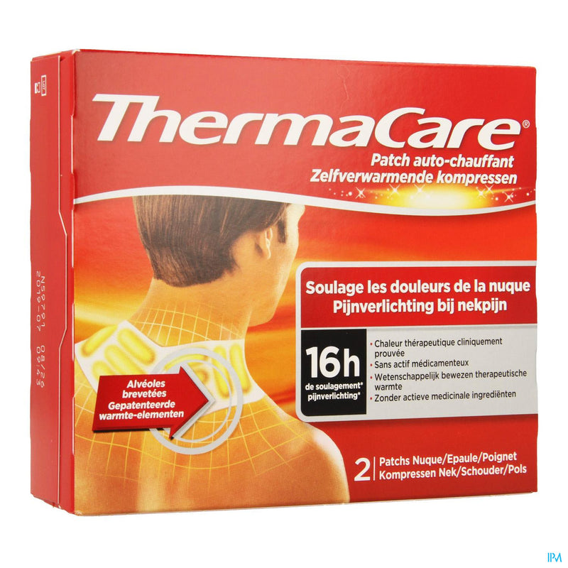 *** Thermacare Cp Chauffante Nuque-epaule-poignet 2