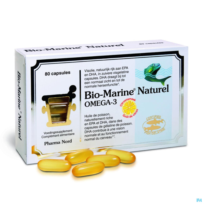 *** Bio-marine Naturel Caps 80
