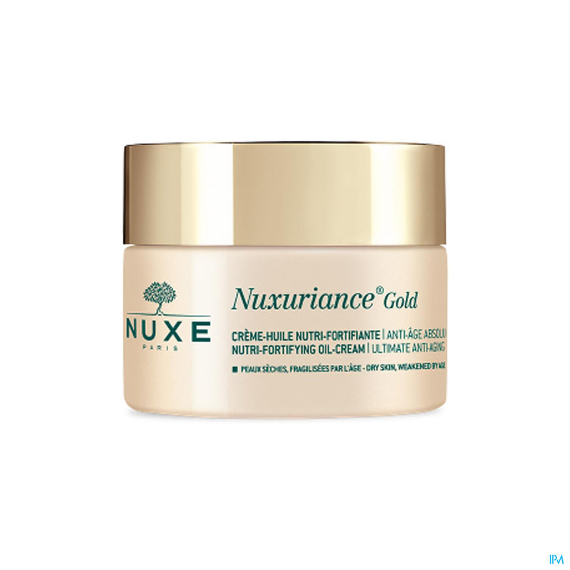iu- Nuxuriance Gold crème-huile nutri-fortifiante 50ml- Nuxe