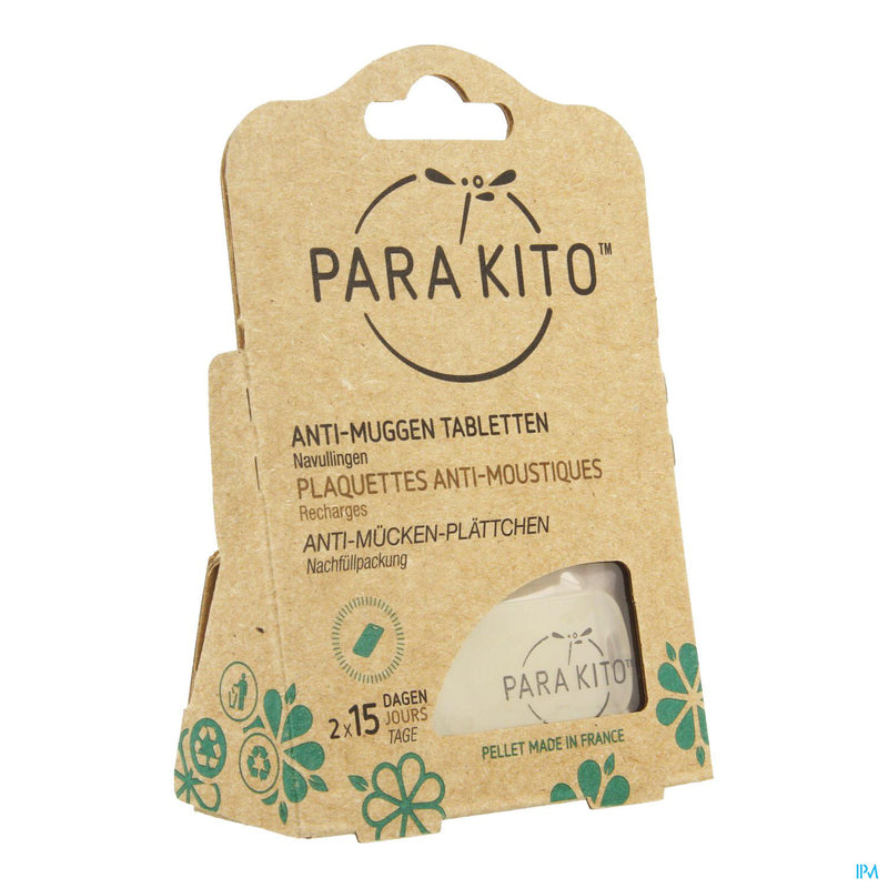 *** Para'kito Plaquettes-recharge 2