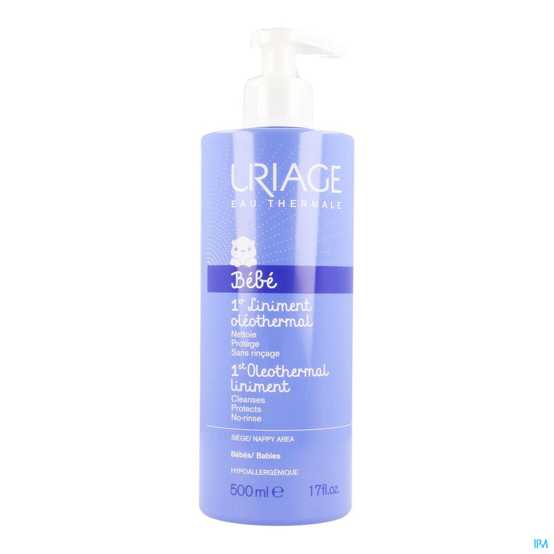 *** Uriage Bb 1ere Liniment Oleothermal 500ml
