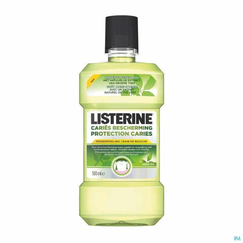 iU- Protection Caries Eau Buccale 500ml- Listerine