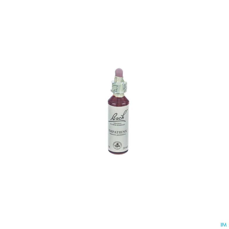 Bach Flower Remedie 18 Impatiens 20ml