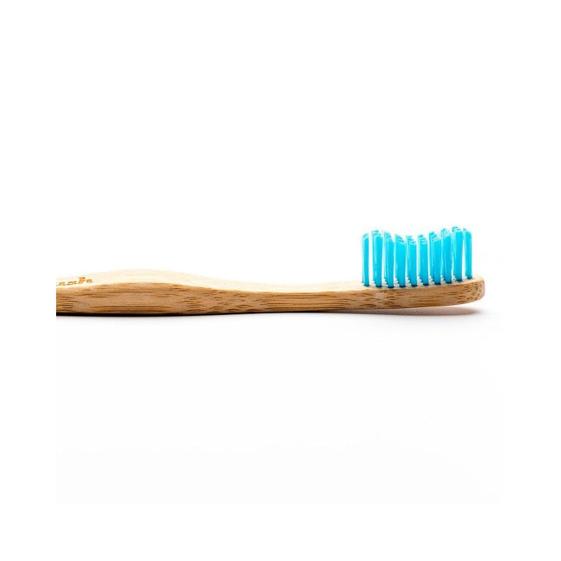 iU - THE HUMBLE CO. Brush Brosse A Dents Adulte Bleu Medium