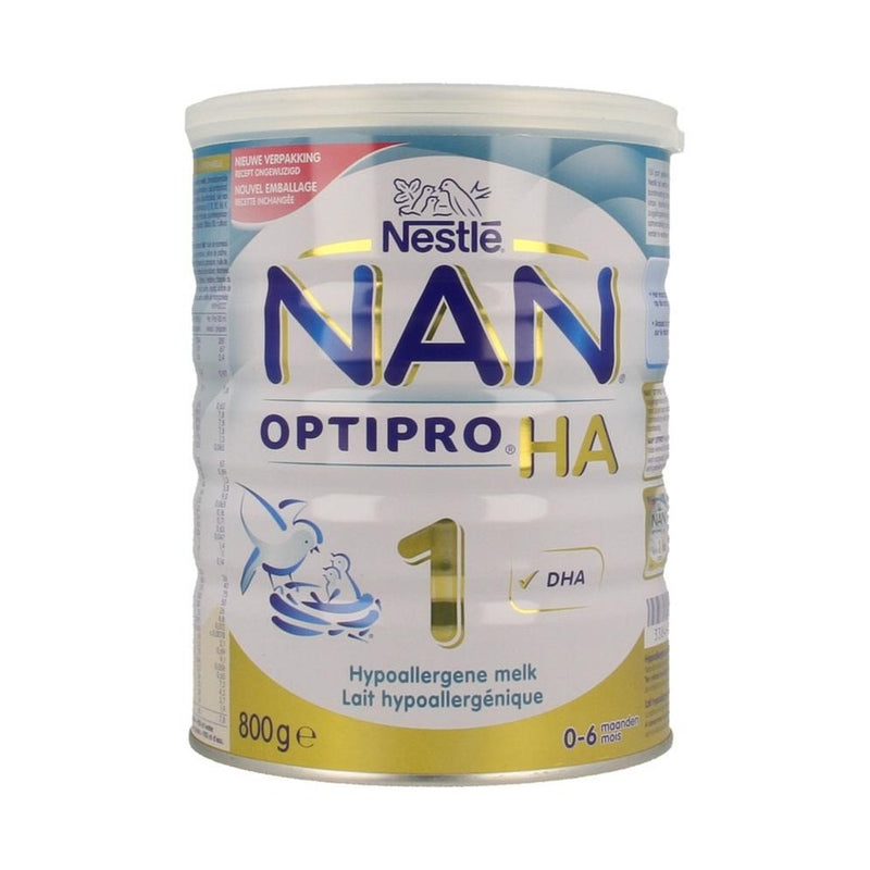 iU - Nan Optipro Ha1 Lait Pdr 800g - Nestle