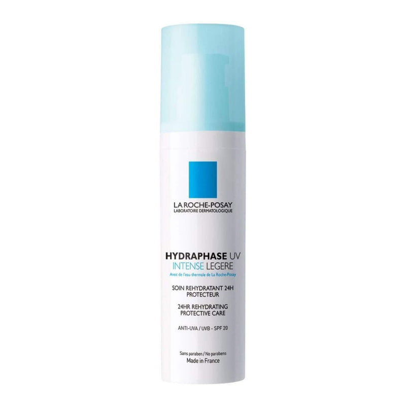 iU- HYDRAPHASE UV INTENSE LEGERE Soin rehydratant 24h protecteur- LA ROCHE POSAY