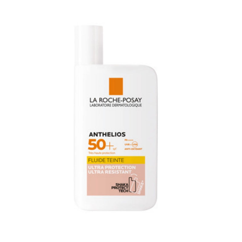iU- ANTHELIOS FLUIDE TEINTE IP50+ Protection solaire- LA ROCHE POSAY