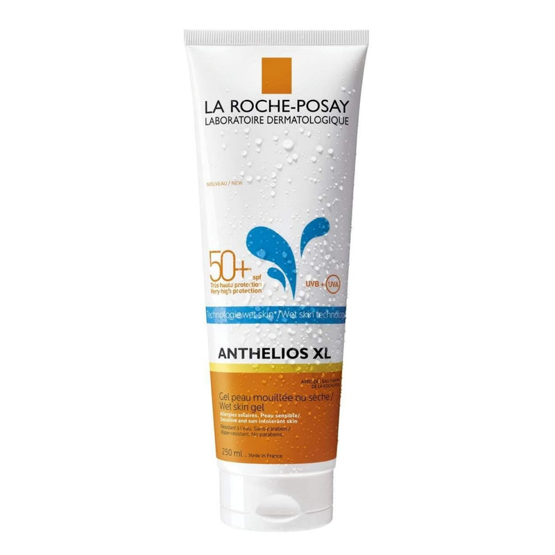 iU- ANTHELIOS XL WET SKIN GEL IP50+ Protection solaire- LA ROCHE POSAY