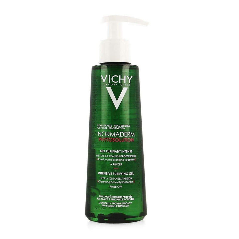 iU- NORMADERM PHYTOSOLUTION Gel purifiant intense- VICHY