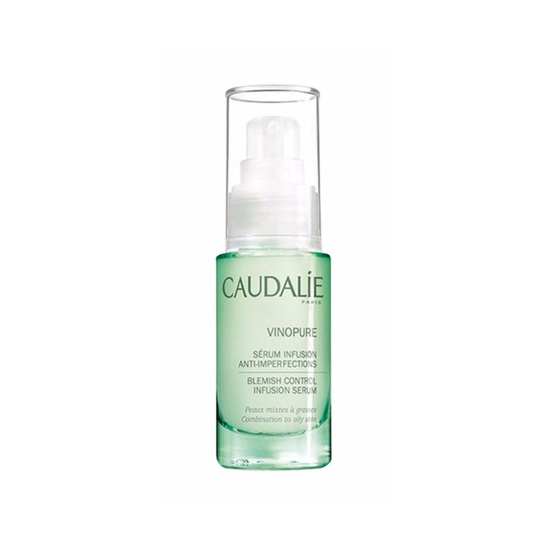 iU- VINOPURE SERUM INFUSION ANTI-IMPERFECTIONS Serum anti-imperfections- CAUDALIE
