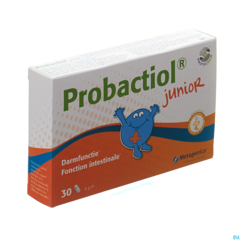 iU- Junior Blister Caps 30 Metagenics- Probactiol