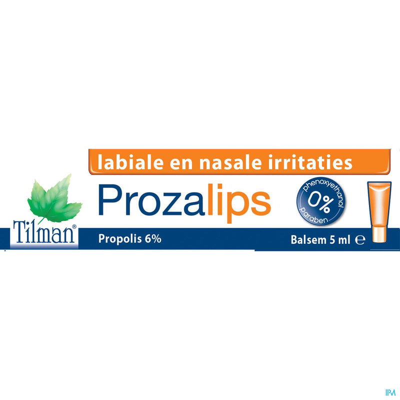 Prozalips Baume 5ml 6%
