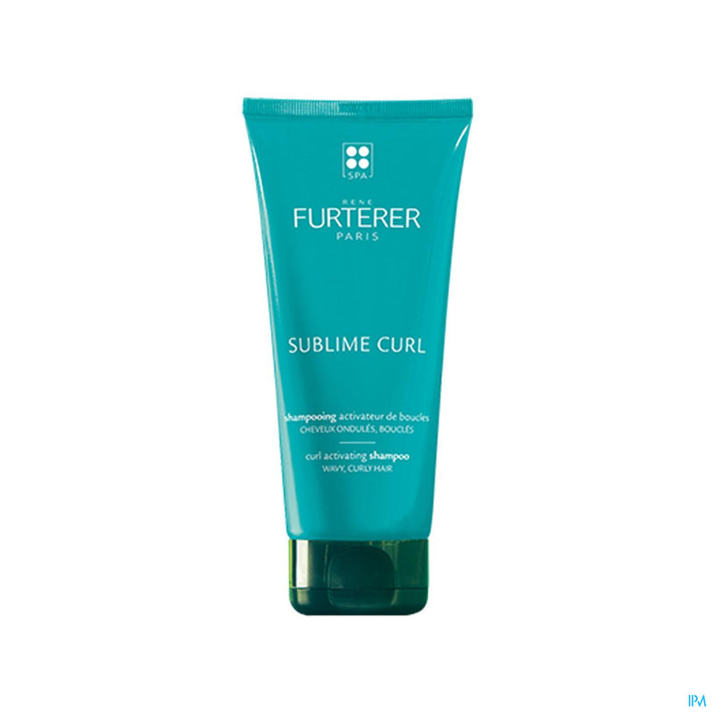 iu- Sublime Curl Sh Activateur Boucles 250ml- Furterer