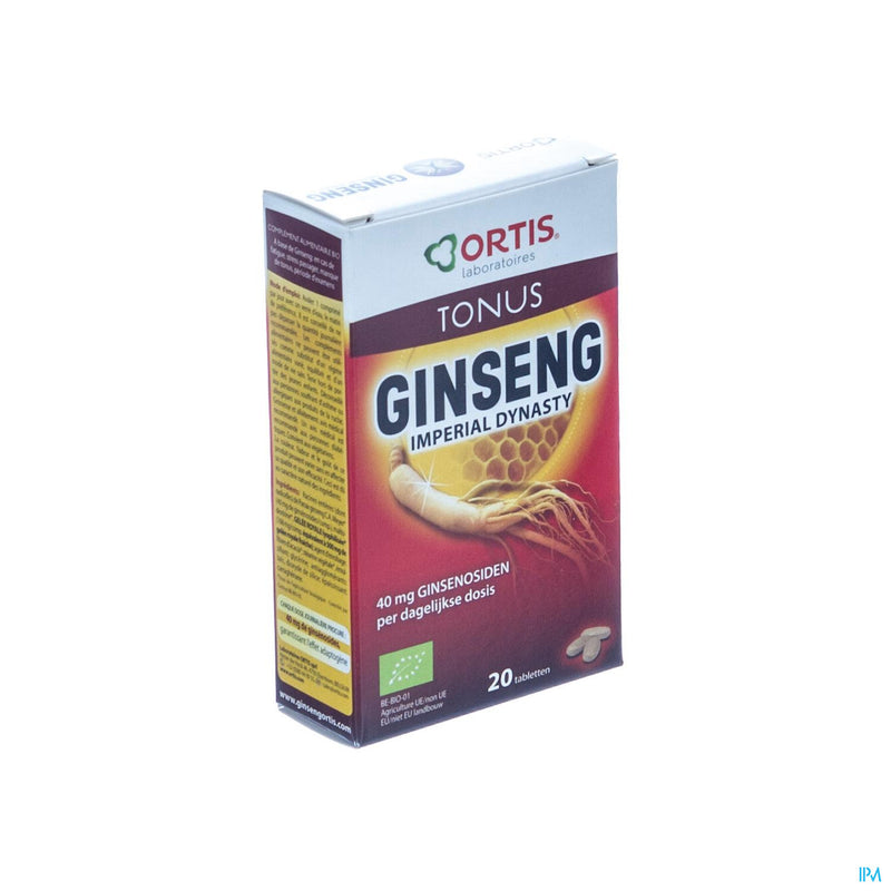 Ortis Ginseng Dynasty Imperial Bio Comp 2x10