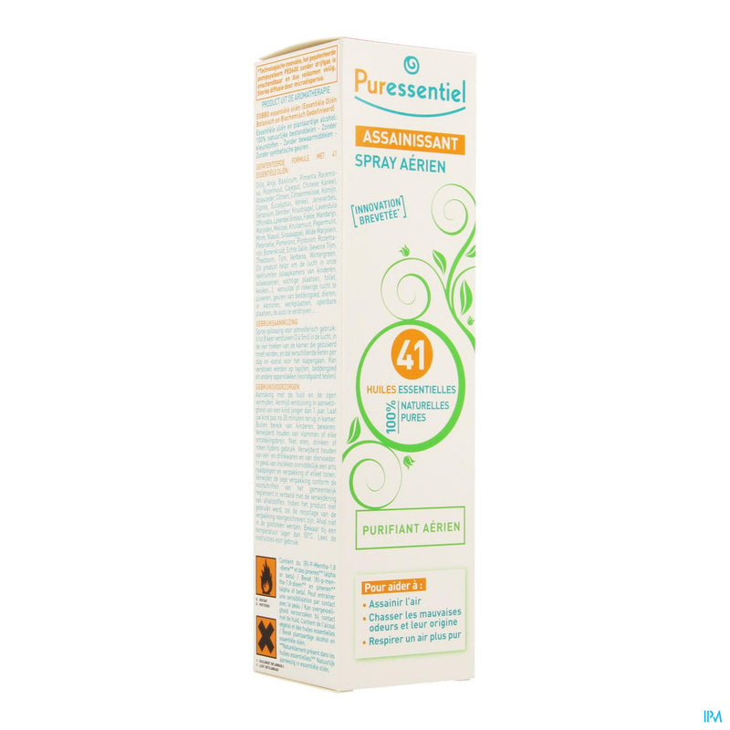 Puressentiel Assanissant Spray 41 Hle Ess 200ml