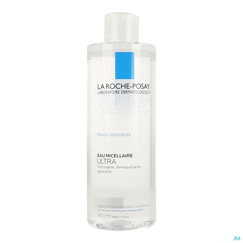 La Roche Posay Solution Micellaire Ultra 400ml