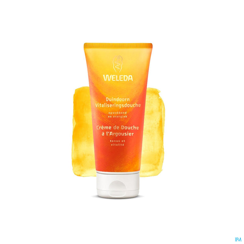 Weleda Creme Douche Argousier Tube 200ml