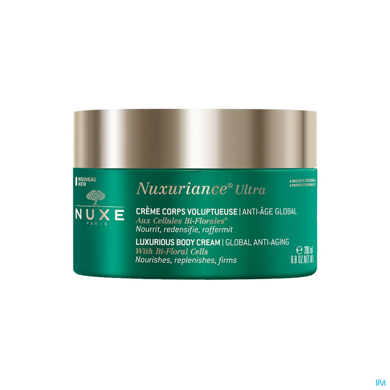 *** NUXURIANCE ULTRA Crème Corps Voluptueuse Anti-Age Global NUXE