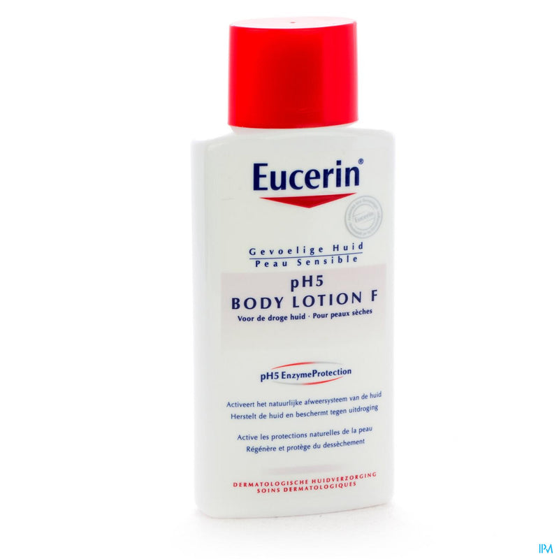 iU- PH5 BODY LOTION F Lotion corporelle- EUCERIN