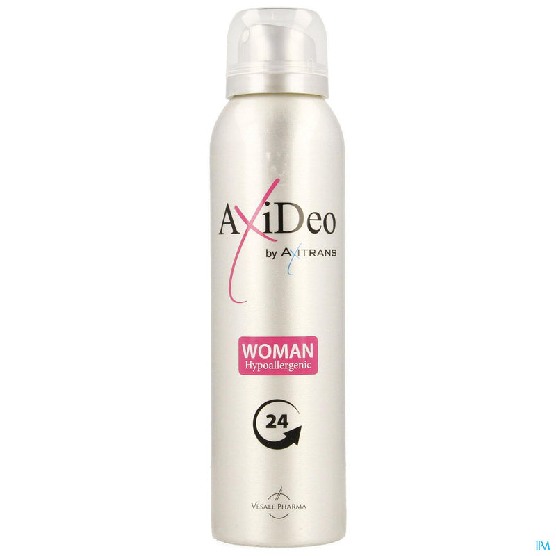 iu- Axideo Woman déodorant spray 150ml- Axitrans