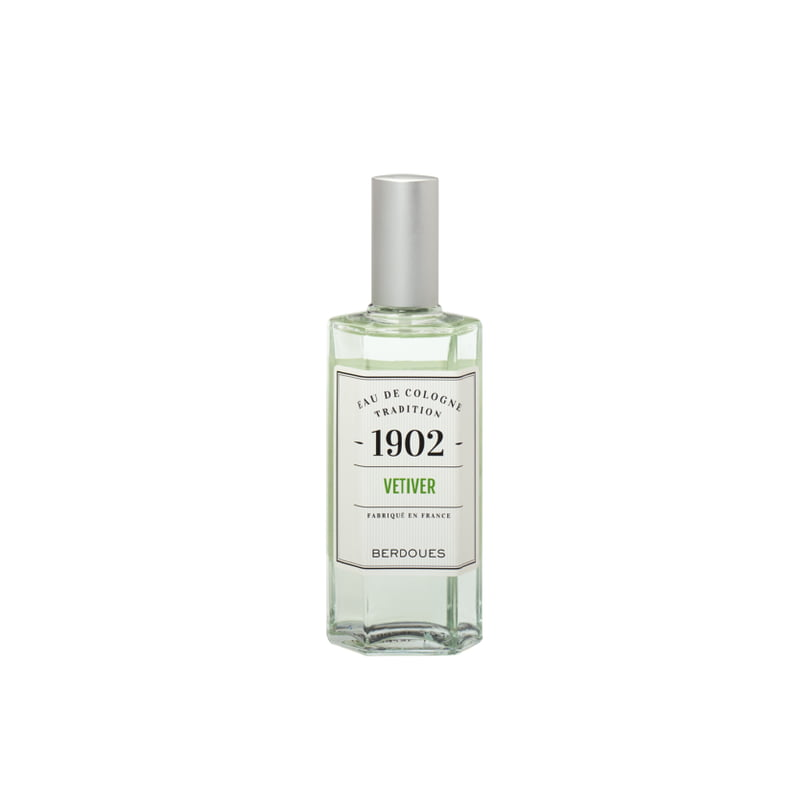 iU - 1902 EAU DE COLOGNE TRADITION Vétiver - BERDOUES