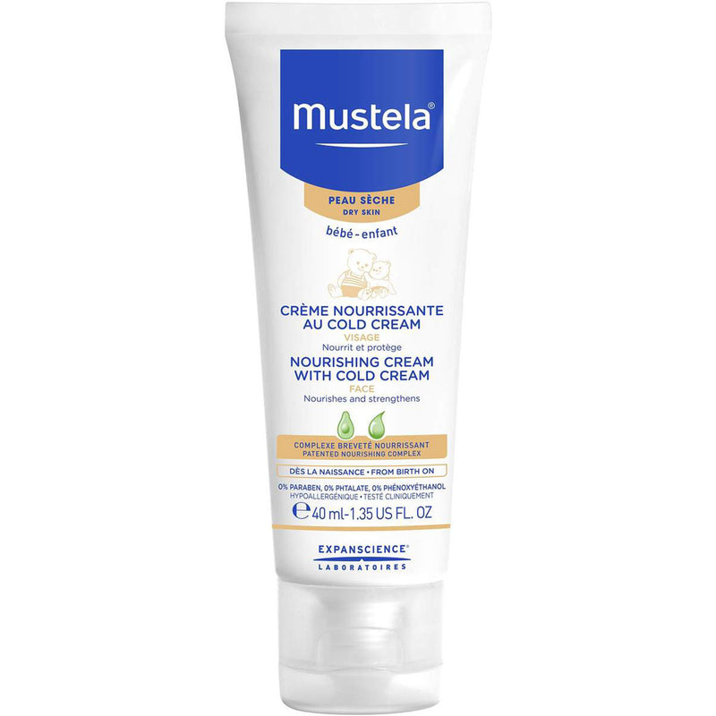 iU- Ps Creme Nourrissant Cold Cream 40ml- Mustela