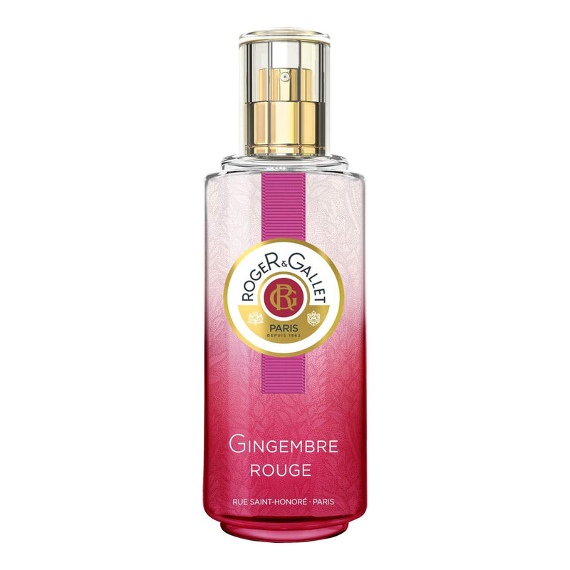 iU- Gingembre Rouge Vapo 100ml- Roger&gallet