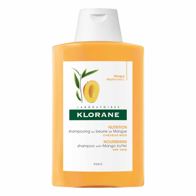 iU- Capil. Sh Mangue 200ml- Klorane